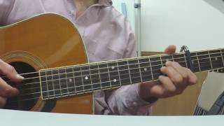 112-3961 勝手にしやがれ 沢田研二 ジュリー ギター弾語り 簡単アレンジ...