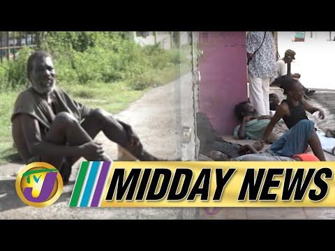 Mental illness Epidemic Gripping Jamaica | TVJ Midday News - Oct 11 2021