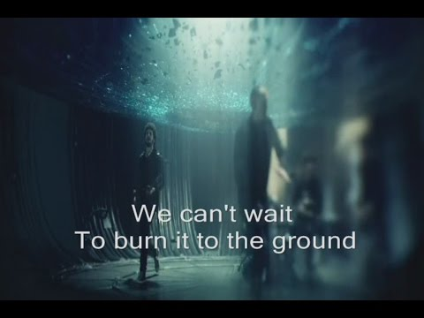 Burn It Down Official Video Lyrics