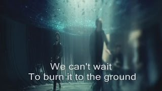 Burn It Down Official Video Lyrics