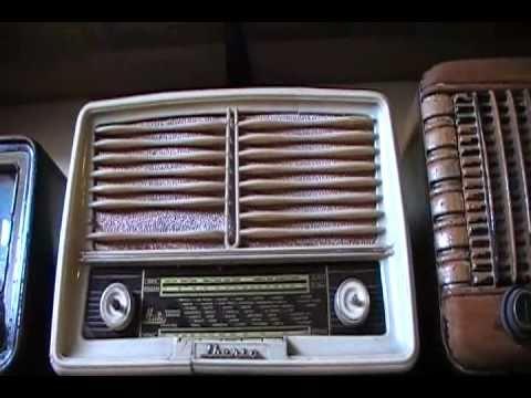 COLECCI�N DE 70 RADIOS ANTIGUAS DE ANTONIO COSTALES DE PEON VILLAVICIOSA _xvid.avi