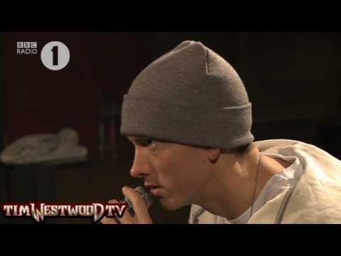 Eminem interview Part 2 - Westwood
