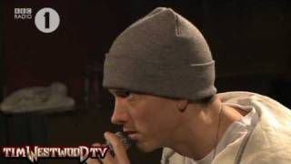 Westwood - Part 2 *EXCLUSIVE* interview with Eminem Radio 1