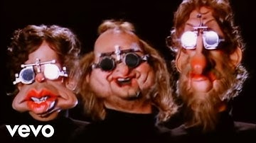 Genesis - Land Of Confusion (Official Music Video)