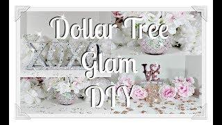 Glam Blush Pink Valentines Day DIY thumbnail