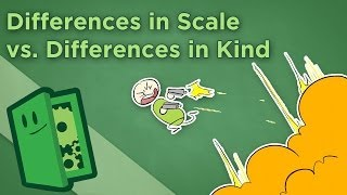 Differences in Scale vs Differences in Kind - Keeping Players Interested - Extra Credits thumbnail