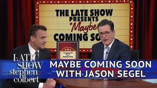 maybe coming soon with jason segel