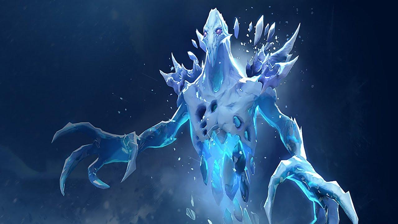 Dota 2: Hero Remodel - Ancient Apparition