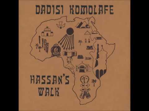 A FLG Maurepas upload - Dadisi Komolafe - Hassan's Walk - Spiritual Jazz