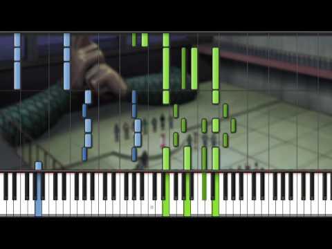 Haruka Kanata (Naruto Opening 2) Piano Cover - Asian Kung-Fu Generation (Sheet Music)