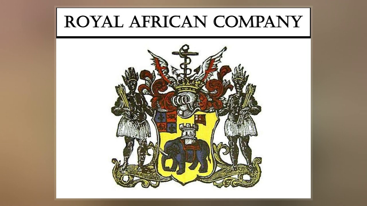 Image result for ROYAL AFRICAN COMPANY