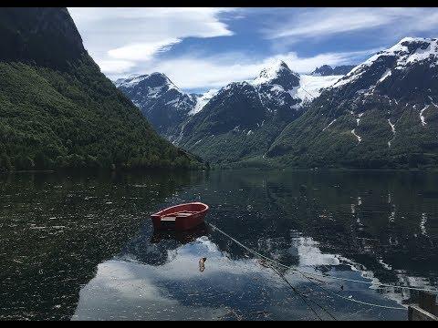 May 2017 - Mainland Norway