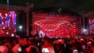 عمرو دياب - مكانك في قلبي لايف - حفلة المنارة ٢٩ فبراير ٢٠٢٠