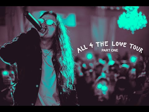 YUNG PINCH - ALL 4 THE L💔VE TOUR PT. 1 [OFFICIAL RECAP VIDEO]