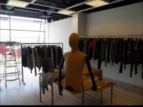 New Blend Showroom - Budapest, Hungary