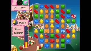 Candy Crush Saga: Level 151 (No Boosters) iPad 4