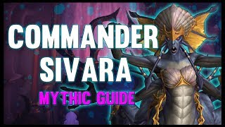 Abyssal Commander Sivara Mythic Guide - FATBOSS