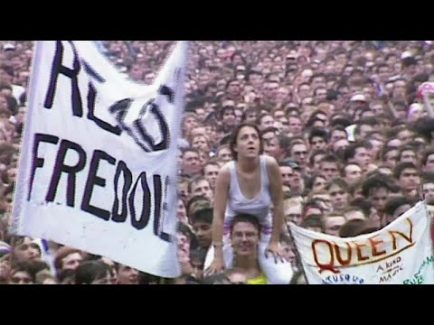 Queen - Memorable Live Moments