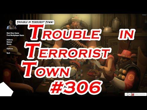 Trouble in Terrorist Town TTT ! LPT #306! Fast Food und Fast Kills?!(Deutsch)
