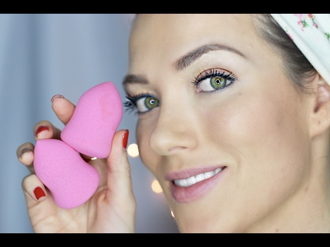 How to use a beauty blending sponge for beginners - MintPear