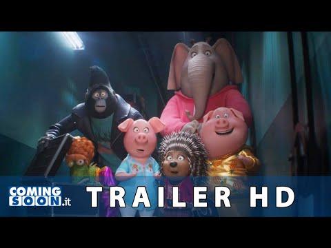 Sing 2 (2021): Trailer ITA del film d'animazione - HD