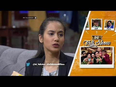 Titi Kamal & Pevita Pearce - Ini Talk Show (part 3/6)