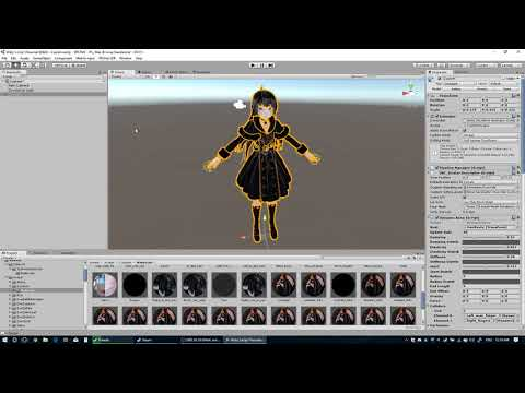 Repeat How to make your model's tail wag in VRChat by Azou Desu