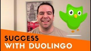 Using DUOLINGO to (Successfully) Learn a Language