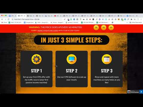 CPA Boss Review and My Special Bonuses | A Must Buy Product