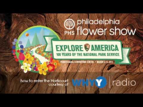 WHYY Philadelphia Interviews Diane Newbury, Hamilton Horticourt Co-Chair