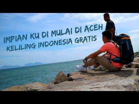 """PERJUANGAN KE BAGIAN PALING UJUNG BARAT INDONESIA """"BANDA ACEH - SABANG"""""""