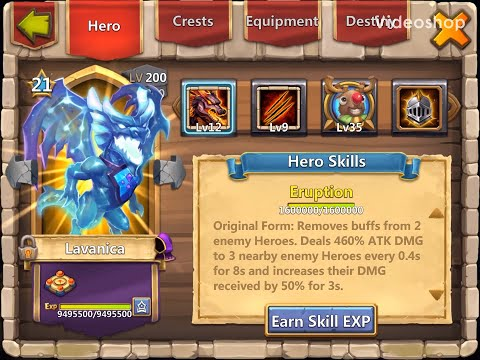 Saint Warden Day 7 Rank #6 On IOS | Challenge Warden | Castle Clash