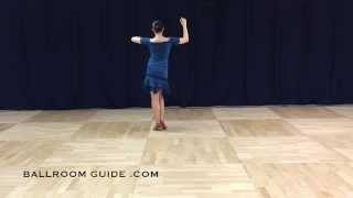 PreBronze Cha Cha: Side Steps