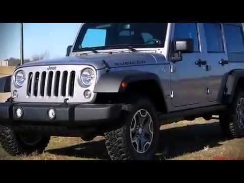 2017 Jeep Wrangler Unlimited Rubicon Seth Wadley Auto Group Okc And Norman New Car Dealer