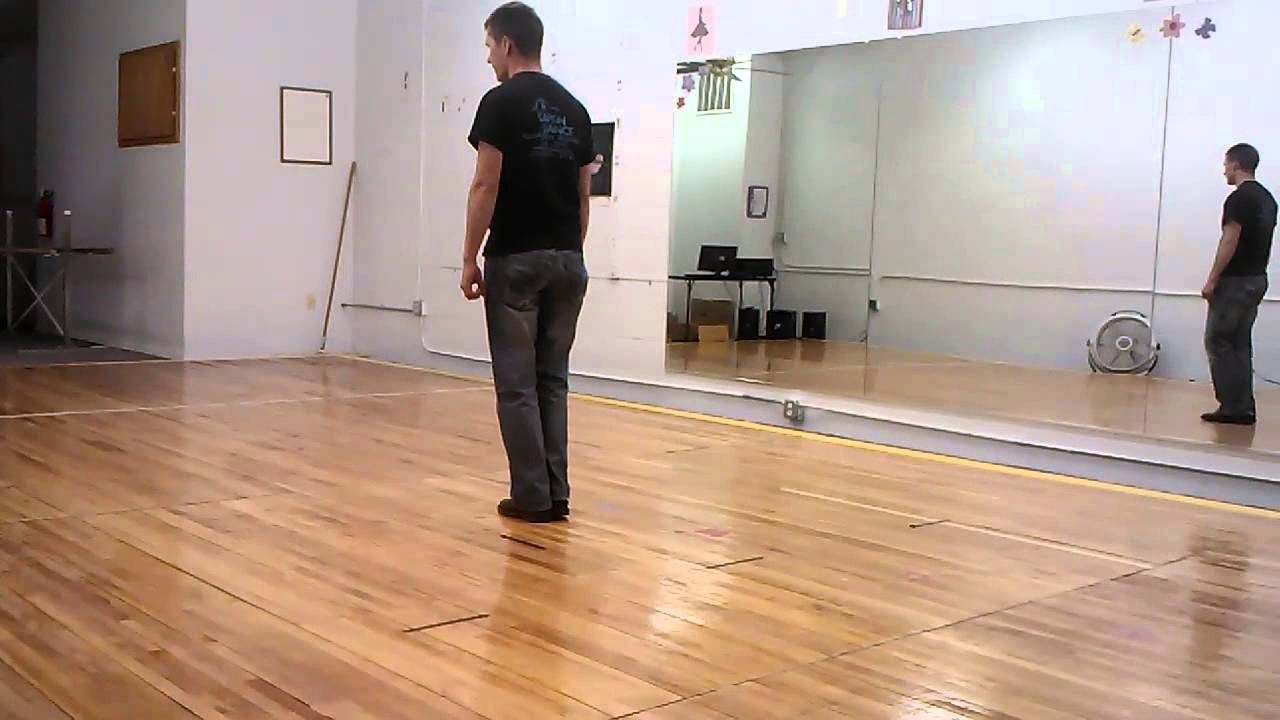 how to do a turn in dance for beginners