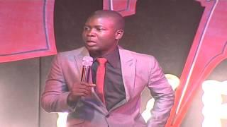 SeyiLaw amp Gordons  ComedyTime on VoxAfricaUK