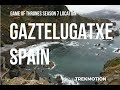 Must Visit Game of Thrones Location Dragonstone - Gaztelugatxe, Spain in Basque Country