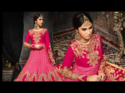 Designer Anarkali Suits: Latest Anarkali Dresses Designs For Wedding Party 2017 | Designers And You