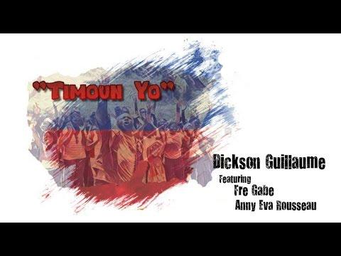 """Dickson Guillaume... """"Timoun Yo""""  (Feat. Frè Gabe/Anny Eva Rousseau)"""
