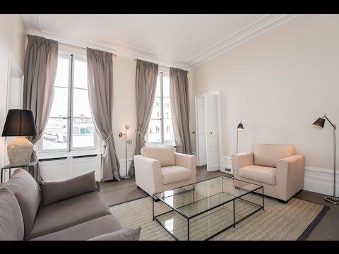 (Ref: 07034) 2-Bedroom furnished apartment on Quai Voltaire (Paris 7th)