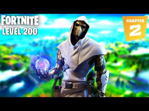 We Hit Level 200 in Fortnite Chapter 2! (Fortnite Livestream)