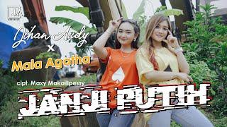 Download lagu Jihan Audy Janji Putih Ft Mala Agatha Beta Janji Beta Jaga Djviral Tiktok