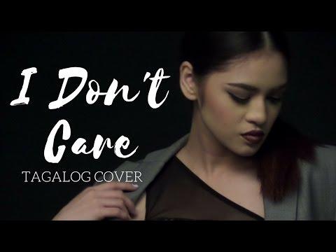 Hazel Faith Tagalog Cover: I Don't Care by 2NE1