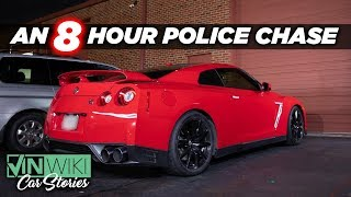 The cops chased us for 8 hours of insane street racing