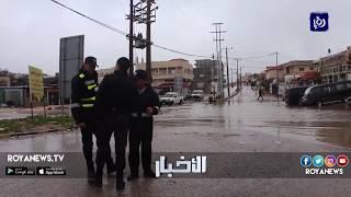 أمطار وزخات برد في مختلف مناطق المملكة - (27-12-2018)
