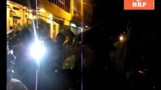 HINDRAF: Police stops HRP tawan Buntong Forum.