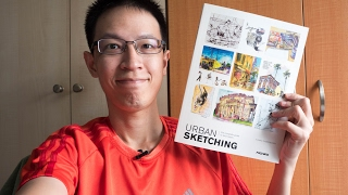 Book Review: Urban Sketching: The Complete Guide to Techniques by Thomas Thorspecken