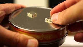 Diamagnetic Levitation with Pyrolytic Graphite - $20 How-To