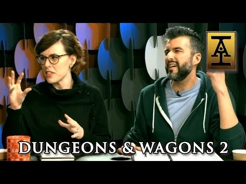 """Dungeons and Wagons, Part 2 - S1 E5 - Acquisitions Inc: The """"C"""" Team"""