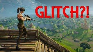 Usando o Glitch auto-AIM?! VITÓRIA ROYALE! (Battle Royale do Fortnite)